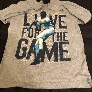 Boys Baseball Long Sleeve shirt